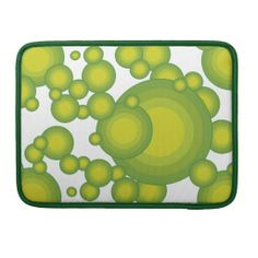 The Green #70's year #styling #Sleeve Für #MacBooks designed by #pASob at #zazzle.de 67,95 € pro #Sleeve