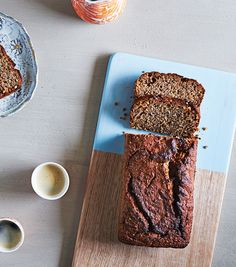 A banana loaf recipe, with an Asian twist of coconut and spices, from food writer Ghillie James.