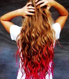 Sensational Related Keywords Suggestions For Red Hair With Black Ends Short Hairstyles Gunalazisus