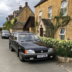 Arch-rival to the Ford Granada. Very rare 1986 Vauxhall Carlton 2000 estate 1986 Vauxhall Motors, Ford Granada, Commercial Vehicle, Old Cars, Supreme, Transportation, Classic Cars, Automobile, Arch