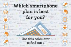 WSJ's Wireless Savings Calculator #Wireless_Carrier