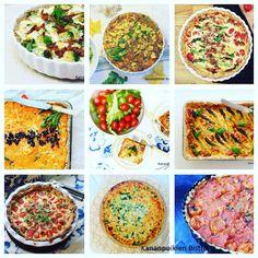Kymmenen ihanaa suolaista piirakkaa vapuksi! Chana Masala, Feta, Ethnic Recipes