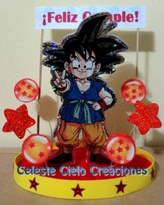FIESTA DRAGON BALL Z AYUDA - Univision Foros | Forum | @UnivisionForos - 430871910 Dragon Birthday, 9th Birthday, Dragon Ball Z, Perfect Party, Baby Shower Parties, Google Visit, 1st Birthdays, Party Themes, Centerpieces