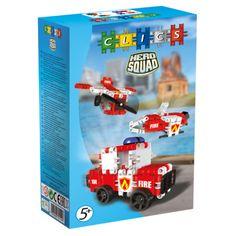 Clics Hero Squad Brandweer  3 in 1