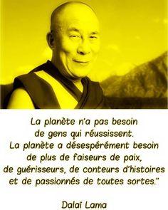 Dalaï Lama - 52 Citations - La vache rose Dalai Lama, Positive Attitude, Positive Thoughts, Animal Totems, Positive Affirmations, Motivation, Quotes, Movie Posters, Zen