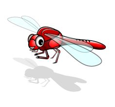 Cartoon Dragonfly - ClipArt Best