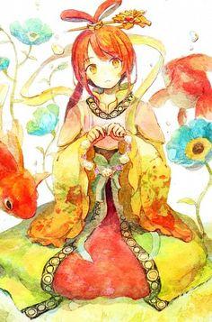 Kougyoku Ren - Magi