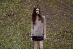 Cinco looks perfectos para lucir la tendencia de la temporada el grunge: falda de Green Coast