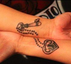 Wrist tattoos tattoo designs tattoo pictures page 9 infinity, couple tattoo Tattoos Infinity, Key Tattoos, Tribal Tattoos, Word Tattoos, Trendy Tattoos, Finger Tattoos, Tattoos For Women, Heart Tattoos, Wrist Tattoos