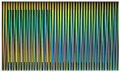 Carlos Diez Cruz.  Want one of his pieces in my house