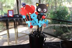 Hello Kitty Birthday Party Ideas   Photo 23 of 51