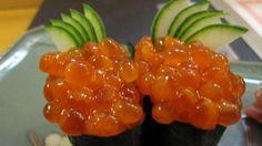 ikura Kinds Of Sushi, Fish, Meat, Pisces