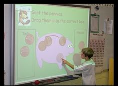 Tips for the smartboard