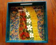 bandejas em mosaico ile ilgili görsel sonucu