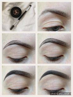 || Elysian Makeup Artistry || Eyebrow Tutorial Using Anastasia Beverly Hills Dipbrow Pomade