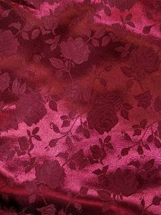 Diamond Floral Splendor Sequins On Stretch Mesh Fabric By The Yard Used For Dress-Bridal-Decorations Burgundy FREE SHIPPING!!!
