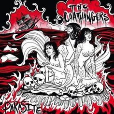 Coathangers, The - Parasite EP [Sea Green Vinyl]