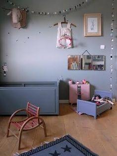 love the muted tones... baby's room avec poésie