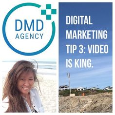 Todays tip is about video - marketing. I am sure Ive posted about videos in the past but I cannot emphasize how important they are and how videos are a main staple to content as well. Videos are the fastest way to reach people in a personalized and compelling way. Most people dont like to read pages of content and they also dont have a lot of time. The key here is to get to the point with your messaging and branding. Videos that go viral without paid media is the ideal. Videos also give… Social Media Marketing Business, Internet Marketing, Marketing And Advertising, Today Tips, Search Engine Optimization, Branding, Competitor Analysis, Content, Key