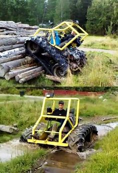 eitnosweety - 0 results for cars Go Kart Buggy, Off Road Buggy, Yard Tractors, Homemade Go Kart, Snow Vehicles, Homemade Tractor, Go Kart Plans, 6x6 Truck, Bug Out Vehicle