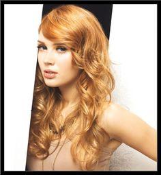 coloration cheveux auburn roux - Coloration Cheveux Auburn