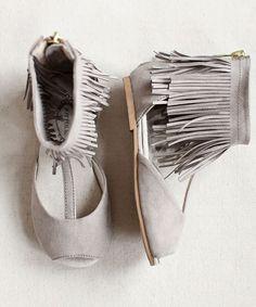 Stone Foy T-Strap Sandals