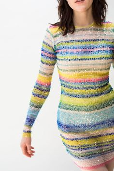 Sequin Fabric, Sequin Dress, Striped Dress, Types Of Clothing Styles, Bodysuit, Full Length Gowns, Online Dress Shopping, Women's Fashion Dresses, Passion For Fashion