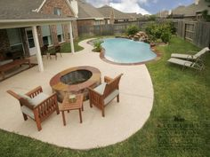 Richards Total Backyard Solutions #SugarLandTX #SugarLandMagazine  #RichardsTotalBackyardSolutions, #pools, #bluewater