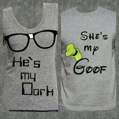 Cute couples shirts                                                       …