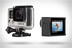 It looks like the new GoPro action camera is almost here! Photography news website PetaPixel have the first full scoop on the GoPro HERO4.