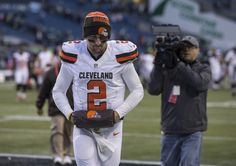 Former NFL quarterback Johnny Manziel wants to remain in the sports world, possibly as a college coach.In an interview with Outkick the Coverage at the International Football Betting Conference in Costa Rica, Manziel said he has thought about what he. Johnny Manziel, Sports Channel, International Football, Cleveland Browns, Domestic Violence, Sports News, Coaching, Nfl, College