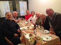 La cena tra colleghi I.B.M.