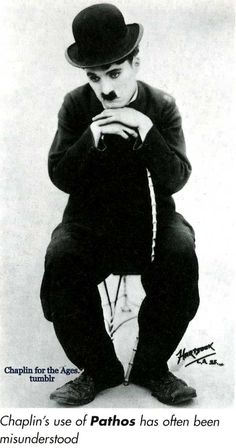 Love this adorable photo of Charlie Chaplin,