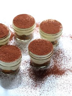 Chef Angelo's Tiramisu (no alcohol) More