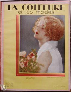 La coiffure de paris - journal professionnel 1927 Livres Creuse - leboncoin.fr