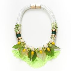 Lemon Grove Necklace - HOLST + LEE