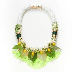 Lemon Grove Necklace - HOLST + LEE