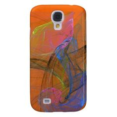 """Twist of Fate"" abstract art case HTC Vivid / Raider 4G Cover"