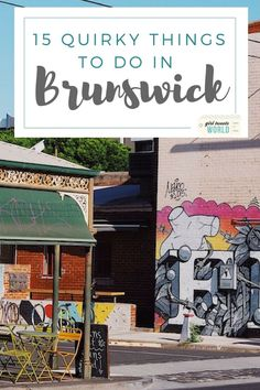 15 quirky things to do in the eclectic Melbourne suburb of Brunswick. Green cafes, hip hop yoga classes and an urban winery just for starters! Brunswick Melbourne, Real Estate Jobs, Stuff To Do, Things To Do, Green Cafe, Cairns Queensland, Melbourne Suburbs, Australia Tourism, Tourism Marketing