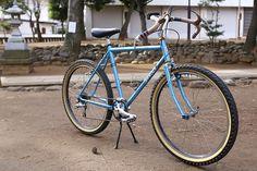 Kamiuma Harlequin: Blue Lug Surly Long Haul Trucker | Cycle EXIF