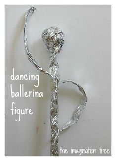 Giacometti Inspired Figure Sculptures - The Imagination Tree