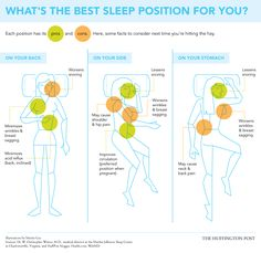 Your Guide To The Best (And Worst) Sleep Positions