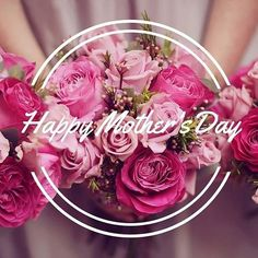 ❤ Happy Mother's day to all our wonderful Moms out there!