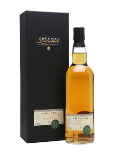 Macallan 1990 - 18 Year Old - Adelphi Archive Scotch Whisky : The Whisky Exchange