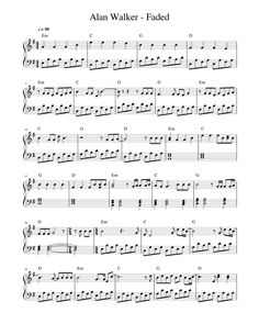 Captivating How To Play Piano By Chords And By Ear Lessons Popular Piano Sheet Music, Free Violin Sheet Music, Trumpet Sheet Music, Clarinet Sheet Music, Cello Music, Music Chords, Sheet Music Notes, Violin Chords, Free Piano Sheets
