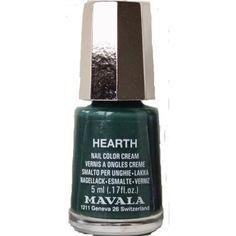 Mavala nail polish in Hearth