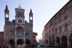 Pordenone Palazzo Comunale in the Friuli-Venezia Giulia region, Italy [wanna come back there again]