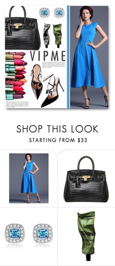 """""""Blue"""" by angelstar92 ❤ liked on Polyvore featuring Aesop and vipme"""
