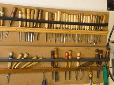 Trucos para organizar las herramientas