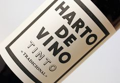 Packaging of the World: Creative Package Design Archive and Gallery: Harto De Vino (Student Project)